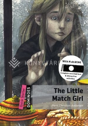 Kép: The Little Match Girl Pack (Dominoes Quick Starters)