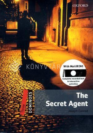 Kép: The Secret Agent Multipack (Dominoes Three) * New Ed.