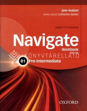 Kép: Navigate pre-intermediate workbook with