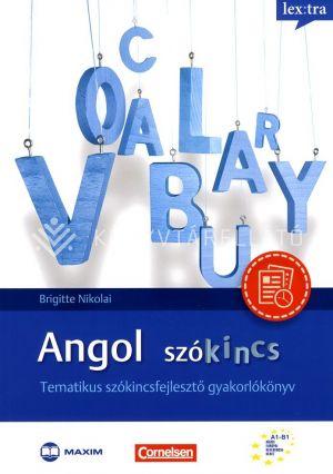 Kép: Angol szókincs - Tematikus szókincsfejlesztő gyakorlókönyv