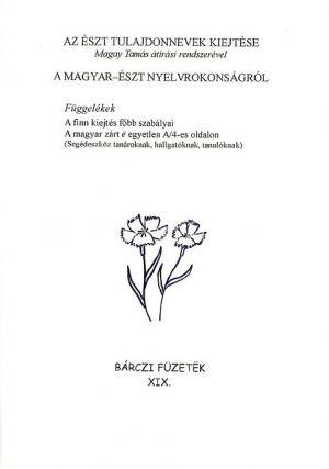 Kép: Az észt tulajdonnevek kiejtése
