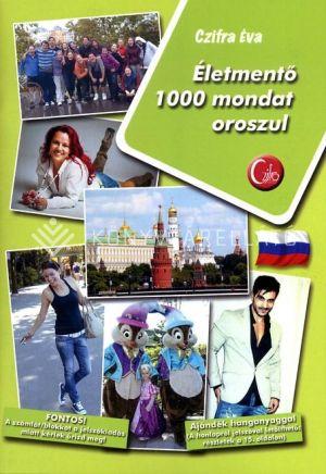 Kép: Életmentő 1000 mondat oroszul